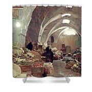 Holy Land: Jerusalem Shower Curtain
