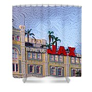 Home Of Jax Beer Shower Curtain