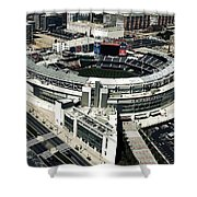 Home Of The Washington Nationals Shower Curtain