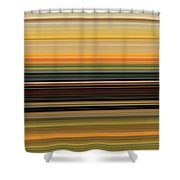 Horizont 1 Shower Curtain