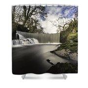 Horseshoe Falls Shower Curtain