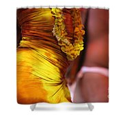 Hula Dancers Shower Curtain