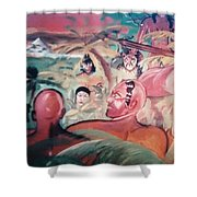 Hunting Series Shower Curtain