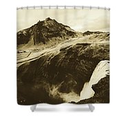 Icelandic Magic Shower Curtain