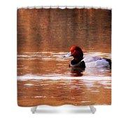 Img_0001 - Redhead Shower Curtain