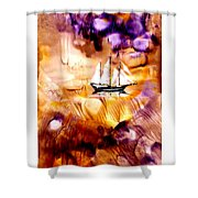 Impera Shower Curtain