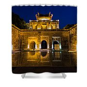 Imperial Citadel Of Hanoi Shower Curtain