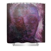In Human Form Shower Curtain