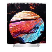 Inspire Three Shower Curtain