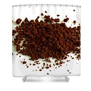 Instant Decaf Coffee Shower Curtain