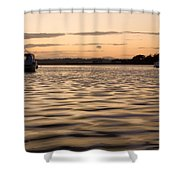 Irish Dusk Shower Curtain
