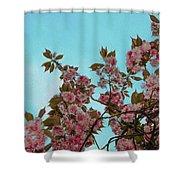 Irish Spring Shower Curtain