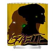Israelite Shower Curtain