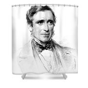 James Paget, English Surgeon Shower Curtain