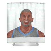 Jason Richardson Shower Curtain