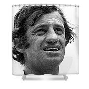 Jean-paul Belmondo, Love Is A Funny Thing Old Tucson Arizona 1969 Shower Curtain
