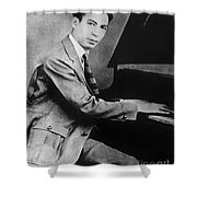 Jelly Roll Morton. For Licensing Requests Visit Granger.com Shower Curtain