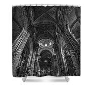 Jerez De La Frontera Cathedral Cadiz Spain Shower Curtain
