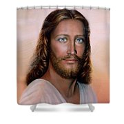 Jesus 1 Shower Curtain