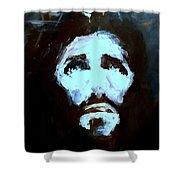 Jesus - 4 Shower Curtain
