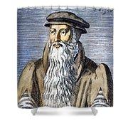John Knox (1505-1572) Shower Curtain