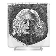 John Mcloughlin Shower Curtain
