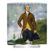 John Musters Shower Curtain