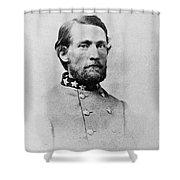 John Singleton Mosby Shower Curtain