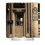 Jonesborough Tennessee - Main Street Shower Curtain