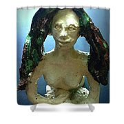 Joy And Hope Shower Curtain