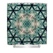 Jyoti Ahau 997 Shower Curtain