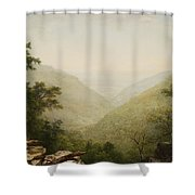 Kaaterskill Clove Shower Curtain