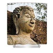 Kamphaeng Phet Shower Curtain