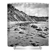 Kap Arkona Shower Curtain