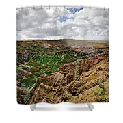Kauai Landscape 7 Shower Curtain