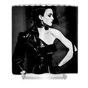 #1 Keira Kightley Series Shower Curtain