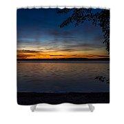Kejimkujik Sunset Shower Curtain