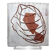 Kernel - Tile Shower Curtain