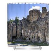 Kilistra - Turkey Shower Curtain