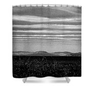 Kintyre Plus Sixteen Shower Curtain