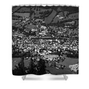 Kitzbuehel Shower Curtain