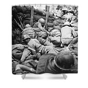 Korean War, 1950-1953 Shower Curtain