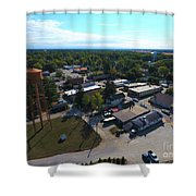 Kouts Indiana Shower Curtain