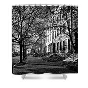 La Fayette Park - Washington D C Shower Curtain