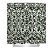 Lacey Moss Shower Curtain