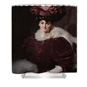 Lady Lindsay Shower Curtain