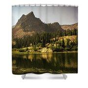 Lake Blanche Shower Curtain