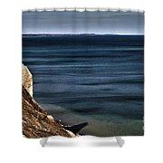 Lake Ontario At Sodus Bay Shower Curtain