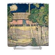 Landscape Trinidad Shower Curtain