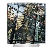 Las Vegas Strip 0271 Shower Curtain